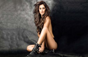 Bold and Beautiful Disha Patani topless photoshoot