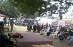 29 गाँव के मतदाता करेंगे यूपी चुनाव का बहिष्कार !
