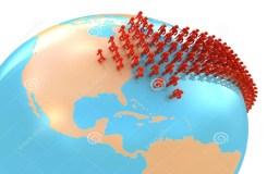 दुनिया में 50 फीसदी से ज्यादा प्रवासी केवल इन 10 देशों में