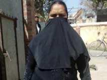 आखिर क्यों हिन्दू महिला बुर्का पहन बचा रही अपनी जान