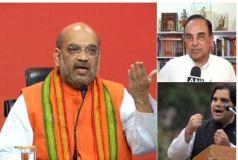 बीजेपी अध्यक्ष ने दी वरुण गांधी और स्वामी को चेतावनी