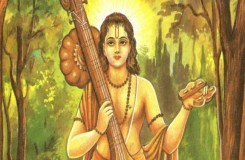 देवता, दानव और मानव सबके प्रिय थे देवर्षि नारद