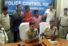 अवैध संबंध के चलते की हत्या, पुलिस ने किया गिरफ्तार