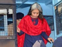 इंद्राणी मुखर्जी पर जेल में दंगा भड़काने का आरोप, FIR दर्ज