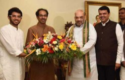 राष्ट्रपति चुनाव : शिवसेना ने दिया PM मोदी  को  झटका !