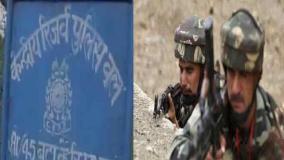 CRPF कैंप पर आत्मघाती हमला नाकाम, 4 आतंकी ढेर