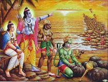 इसलिए श्रीराम ने अपने हाथों से तोड़ डाला था रामसेतु