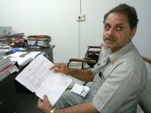 किसान ने लगाई RTI,तो मिली धमकी, जान बचाकर भागा पीढित