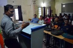 कर्मवीर विद्यापीठ संगोष्ठी में बताया हिन्दी का महत्व
