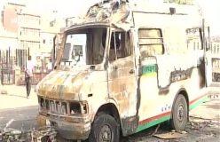 जयपुर में कर्फ्यू, एक की मौत, इंटरनेट बंद