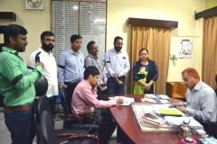 राजस्थान: काले कानून के खिलाफ जर्नलिस्ट एसोसिएशन ने सौंपा ज्ञापन