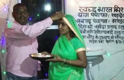 पति ने करवाचौथ पर पत्नी को दिया ऐसा गिफ्ट की #PM भी हो जायंगे खुश