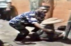 Video : नाइजीरियाई व्यक्ति को भीड़ ने बेरहमी से पीटा