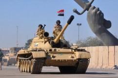 ISIS के खात्मे के बाद इराक में जश्न