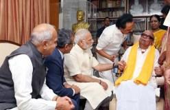 तमिलनाडु में DMK से हाथ मिलाएगी बीजेपी !