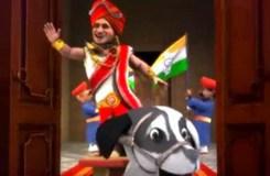 एक बार जरूर देखे Video राहुल गाँधी, कांग्रेस की आंधी