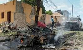 सोमालिया: पुलिस कैंप पर आत्मघाती हमला, 13 लोगों की मौत