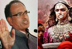 CM शिवराज का ऐलान जारी रहेगा फिल्म पद्मावत पर बैन