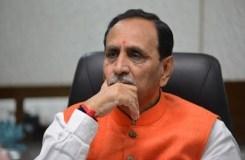 गुजरात : 20 हजार लोगों के पलायन का दावा, CM रूपाणी ने की शांति की अपील