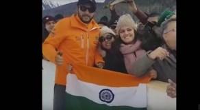 Video:शाहिद अफरीदी ने बताई वजह- इसलिए सीधा करवाया था भारत का तिरंगा