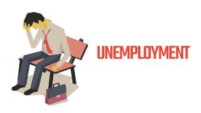 बेरोजगारी दर ने भारत में तोड़ा ढाई साल का रिकॉर्ड – रिपोर्ट