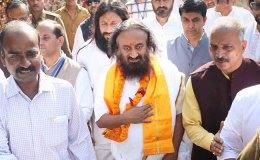 राम मंदिर मसला शीघ्र सुलझा लिया जाएगा : श्रीश्री रविशंकर