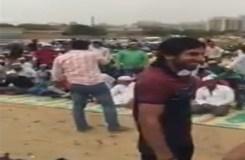गुड़गांव: नमाज पढ़ रहे लोगों पर हमले का आरोप में 6 को किया गिरफ्तार