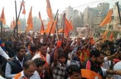 हिंदूवादी संगठन ने मुस्लिमों से कहा आधार दिखाकर साबित करो भारतीय हो