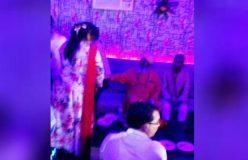 बीजेपी सांसद साक्षी महाराज ने किया नाइट क्लब और बार का उद्घाटन, लोगों ने कहा…