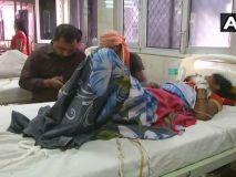 CM योगी के घर के सामने रेप पीड़िता ने खुद को आग लगाई