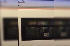 ट्रेन में सरेआम शारीरिक संबंध बनाने लगा प्रेमी जोड़ा, वायरल हुआ वीडियो