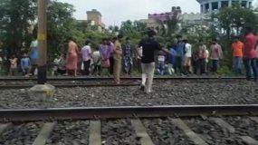 कोलकाता : दमदम रेलवे स्टेशन के पास धमाका