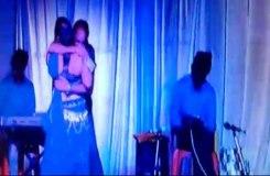 मंदसौर कांग्रेस नेता का युवती के साथ अश्लील डांस का वीडियो वायरल