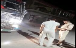 पुलिस के अवैध वसूली का वीडियो वायरल होने से मचा हड़कम्प