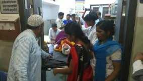 खंडवा : महिला डॉक्टर पर हमला, बेटी के इलाज के लिए परेशान था हमलावर