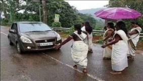 सबरीमाला मंदिर के कल खुलेंगे कपाट, महिलाओं को रास्ते में रोका, तनाव