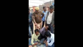 वायरल हुए वीडियो में कैद हुए जुए में वसूली करने वाले तीन पुलिसकर्मी, निलंबित