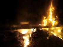 मालगाड़ी के डिब्बों में लगी आग, 12 ट्रेनें कैंसिल, कईयों के रूट बदले