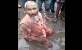 गोमांस बेचने के शक में भीड़ ने मुस्लिम बुजुर्ग को सड़क पर पीटा, जबरन खिलाया सुअर का मीट