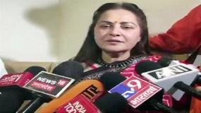 जयाप्रदा का आजम खान को मुंहतोड़ जवाब देखे विडियों