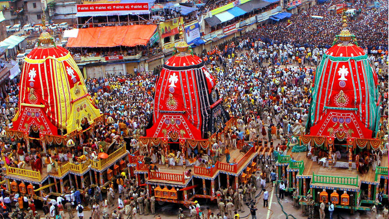 Jagannath Rath Yatra Puri Jagannath Rath Yatra