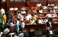 कर्नाटक : कांग्रेस-JDS के 14 बागी विधायक अयोग्य करार