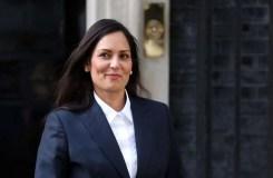 ब्रिटेन : भारतीय मूल की प्रीति पटेल गृहमंत्री बनी