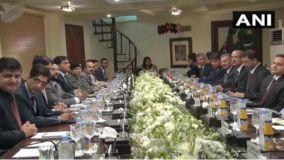 #kartarpurcorridor : भारत-पाक के बीच वार्ता खत्म, पाकिस्तान ने मानी ये मांगें