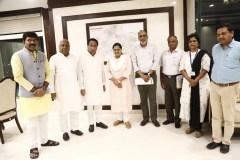 बालाघाट गोंदिया को जोड़ने वाली डागोर्ली परियोजना के दिन फिरेगे