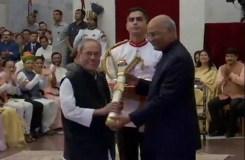प्रणब मुखर्जी, भूपेन हजारिका और नानाजी देशमुख को भारत रत्न सम्मान