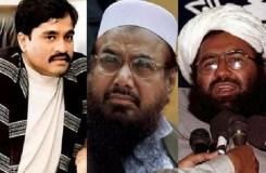 मसूद अजहर, हाफिज सईद, दाऊद और लखवी UAPA के तहत आतंकवादी घोषित