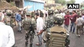 #UPDATE: जम्मू कश्मीर के रामबन में तीन आतंकी ढेर, एक जवान शहीद