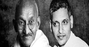 गाँधी के देश में गोडसे का महिमामंडन ?