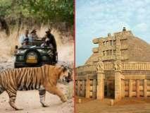 मध्य प्रदेश के पर्यटन स्थल दुनिया में तीसरे नंबर पर